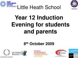 Little Heath School