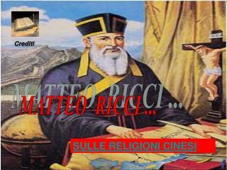 MATTEO  RICCI ...