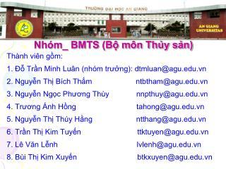 Nh�m_ BMTS (B? m�n Th?y s?n)