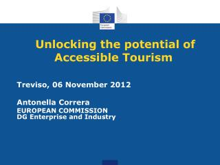 Unlocking the potential of Accessible Tourism