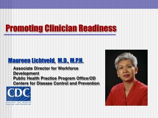 Promoting Clinician Readiness