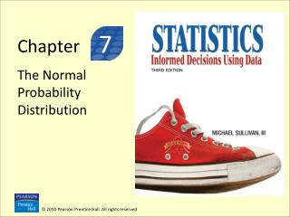 Chapter  The Normal Probability Distribution