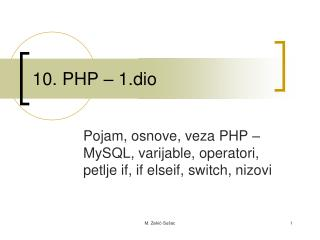 10. PHP – 1.dio