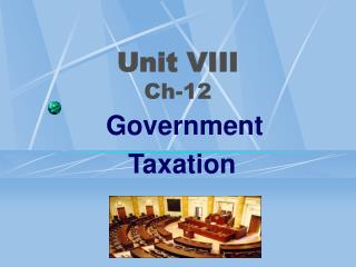 Unit VIII Ch-12