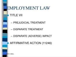 disparate impact disparate treatment case study 1 Disparate impact & disparate treatment in the workplace social media is a goldmine for government agencies looking to turn their departments into revenue generating machines in 2010, osha added 100 additional field investigators focusing on enforcement and their sites set on lofty revenue goals of $559 million.