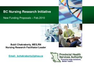 BC Nursing Research Initiative