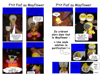 P'tit Piaf au Mayflower