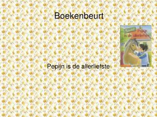 Boekenbeurt