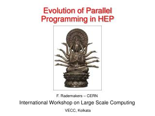 Evolution of Parallel Programming in HEP