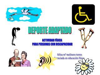 DEPORTE ADAPTADO