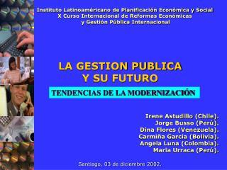 Instituto Latinoaméricano de Planificación Económica y Social