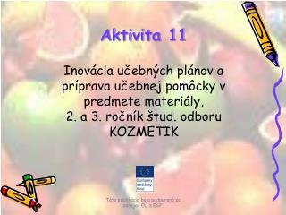 Aktivita 11