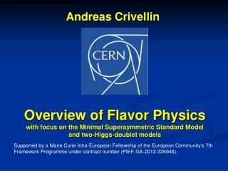Andreas Crivellin