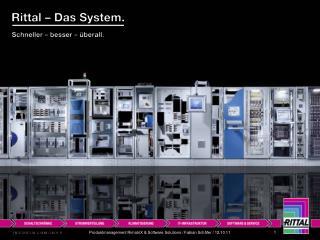 Monitoring im Rechenzentrum Überwachung relevanter Daten der Umgebung
