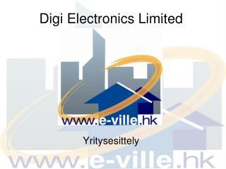 Digi Electronics Limited