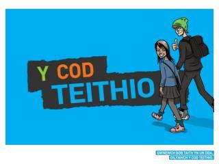 Y Cod Teithio