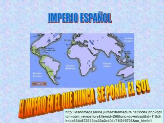 IMPERIO ESPA�OL