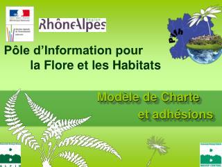 Pôle d'Information pour  la Flore et les Habitats