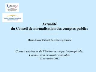 L'activité du Conseil Les avis du Conseil publiés en 2012 Valeurs d'entrée Instruments financiers