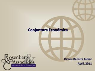 Conjuntura Econ�mica
