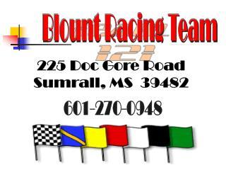 Blount Racing Team