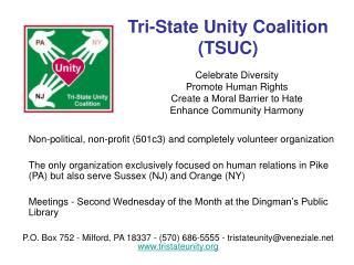 Tri-State Unity Coalition (TSUC)