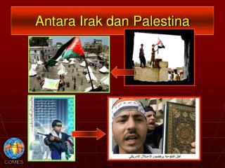 Antara Irak dan Palestina