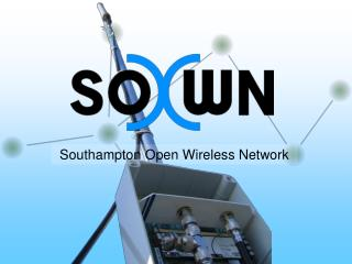 Southampton Open Wireless Network