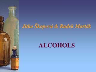 Jitka Škopová  & Radek Marták