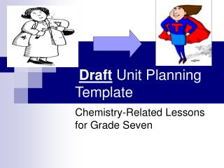 Draft  Unit Planning Template