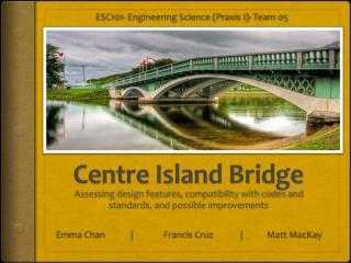 Centre Island Bridge