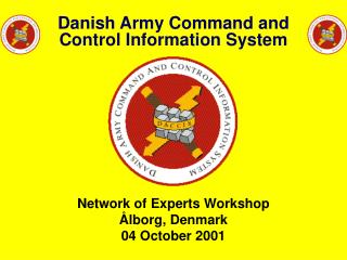 Danish Army Command and Control Information System