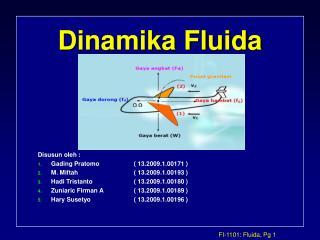 Dinamika Fluida
