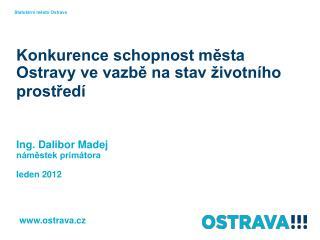 Statutární město Ostrava