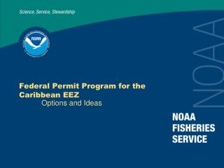 Federal Permit Program for the Caribbean EEZ