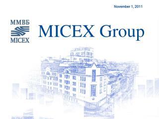 MICEX Group