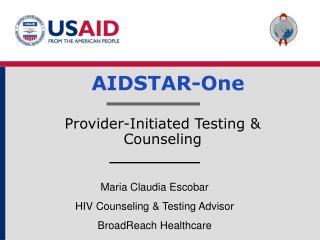 AIDSTAR-One