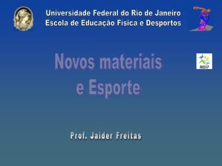 Prof. Jaider Freitas
