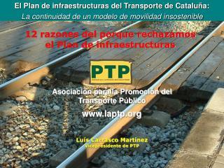 Asociación para la Promoción del Transporte Público