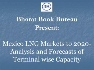 Mexico LNG Markets to 2020- Analysis and Forecasts of Terminal wise Capacity