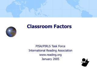 Classroom Factors