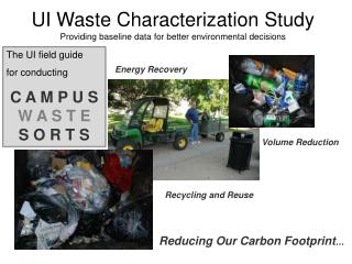 UI Waste Characterization Study