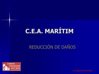 C.E.A. MAR�TIM