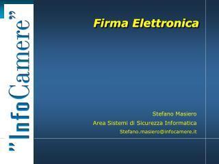 Firma Elettronica