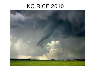 KC RICE 2010