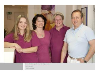 Praxis  für Urologie Dr . med. D. Wippermann Ritterstrasse 3 33602 Bielefeld
