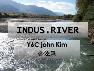 INDUS.RIVER