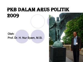 PKB DALAM ARUS POLITIK 2009