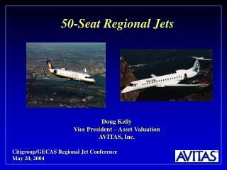 50-Seat Regional Jets
