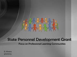 State Personnel Development Grant
